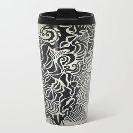Ink Doodle Graphic Design Travel Mug