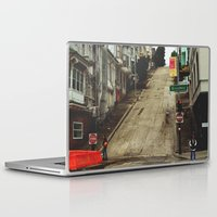 broadway Laptop & iPad Skins featuring Broadway by Laney Vela