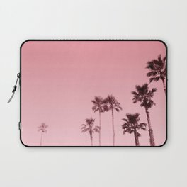 Tranquillity - flamingo pink Laptop Sleeve