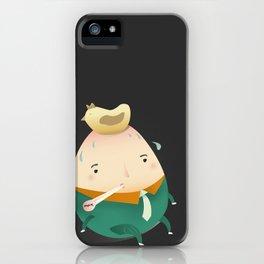 HUMPTY DUMPTY HATCHING? iPhone Case