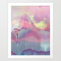 tchmo Art Prints featuring Untitled 20130524b by tchmo
