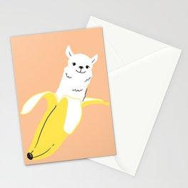 bananallama Stationery Cards