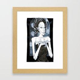 Lich Framed Art Print