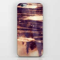 bleach iPhone & iPod Skins featuring bleach scruffily / wet by seb mcnulty