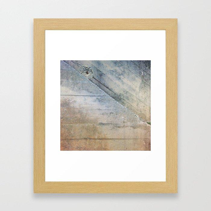 Saulin Framed Art Print