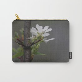 Twig and Blossom Carry-All Pouch