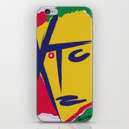 XTC iPhone Skin