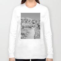 wander Long Sleeve T-shirts featuring Wander by Casey Sprau