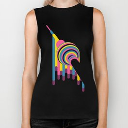Lollipop Tower Biker Tank