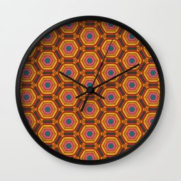 Colour My Life Wall Clock