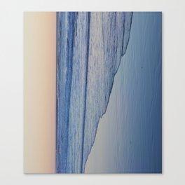 Sunset Ocean Canvas Print