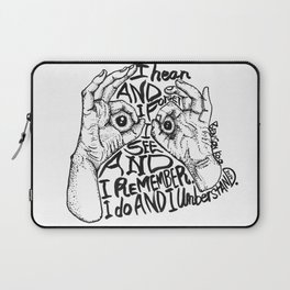 what I see Laptop Sleeve
