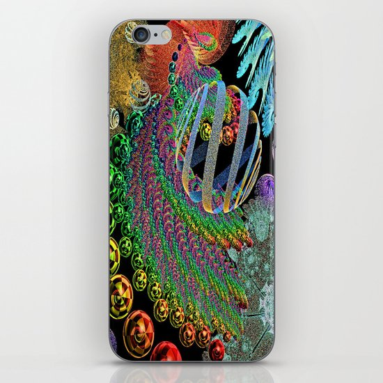 Helter Skelter iPhone & iPod Skin