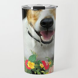 Harry Floral Love  Travel Mug