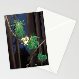Lichens Beings Stationery Cards
