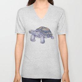 Tortoise Unisex V-Neck