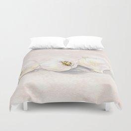 Garlic Watercolor Duvet Cover