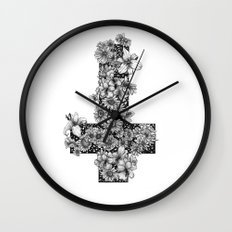 Dusk/Dawn Wall Clock