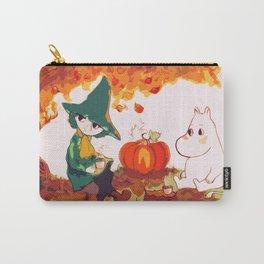 The Autumn Tea Carry-All Pouch