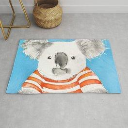 Bruce The Koala Rug