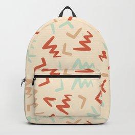 happy doodles Backpack