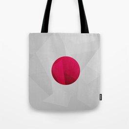 Japan Abstract Tote Bag