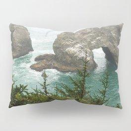 Ocean Cave Pillow Sham