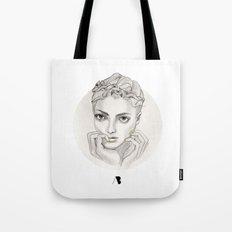 MY FAIR BRAIDY // CIRCLE Tote Bag