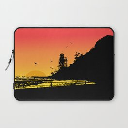 Burleigh beach Laptop Sleeve
