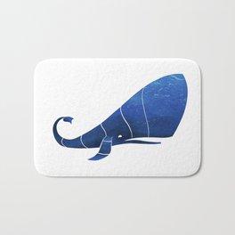 Sperm whale Bath Mat