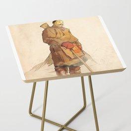 - sherpa - Side Table