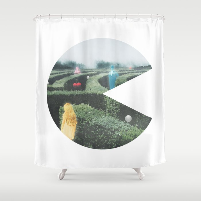 Sir, We Are Hunting Ghosts Shower Curtain by andywynn | Society6