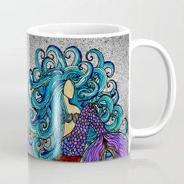 2017 Blue Mermaid Coffee Mug