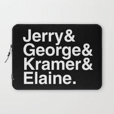 Seinfeld Jetset Laptop Sleeve