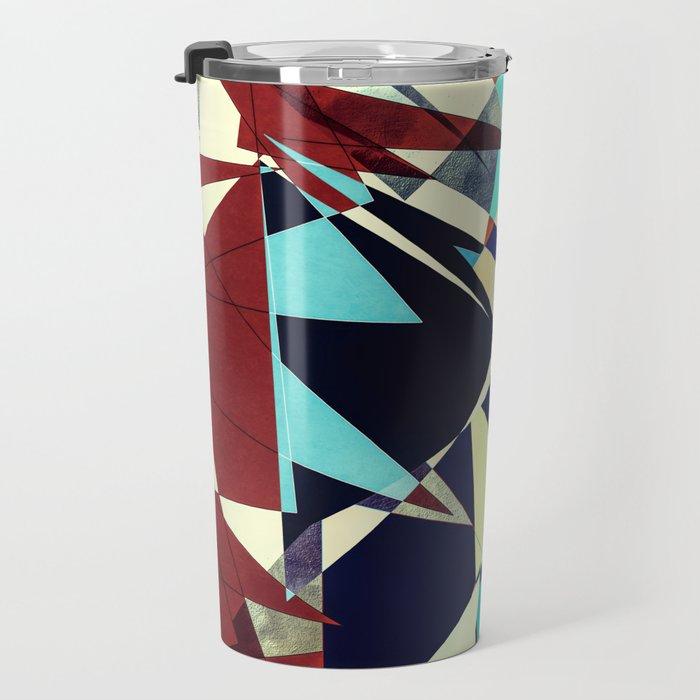 Quantum Checkers Travel Mug