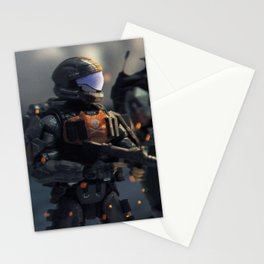 Helljumpers Stationery Cards