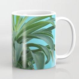 Euphorbia hypogaea(blue) Coffee Mug