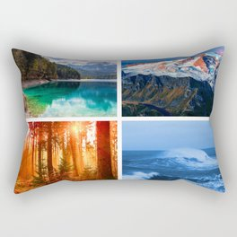 Nature Scenes #1 Rectangular Pillow