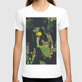 Cactus Bloom T-shirt