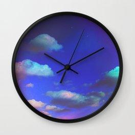 I Get Lifted Wall Clock