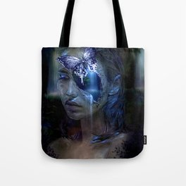 BEAUTY IN THE EYE OF THE BEHOLDER 002 Tote Bag