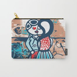 Ambigender Lovers Carry-All Pouch
