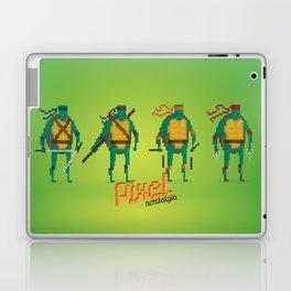 Ninja Turtles - Pixel Nostalgia Laptop & iPad Skin