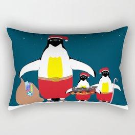 Santa's Little Helpers Rectangular Pillow