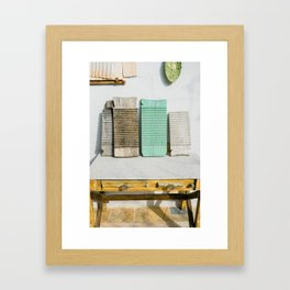 Apulian Dreams - 8 Framed Art Print