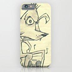 Skanking Wolf Slim Case iPhone 6s