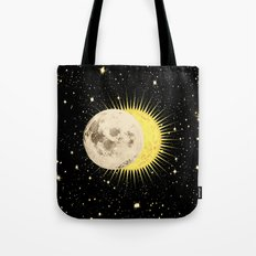 Imminent Eclipse Tote Bag