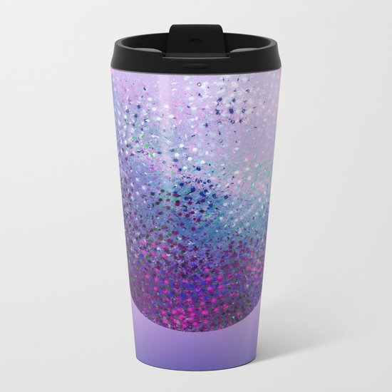Galatic Sphere Metal Travel Mug