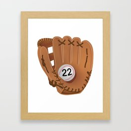 Catch 22 Framed Art Print