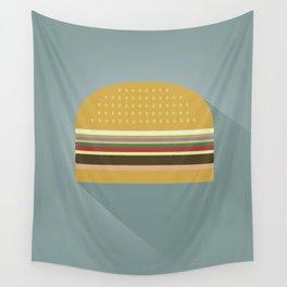 Burger Wall Tapestry